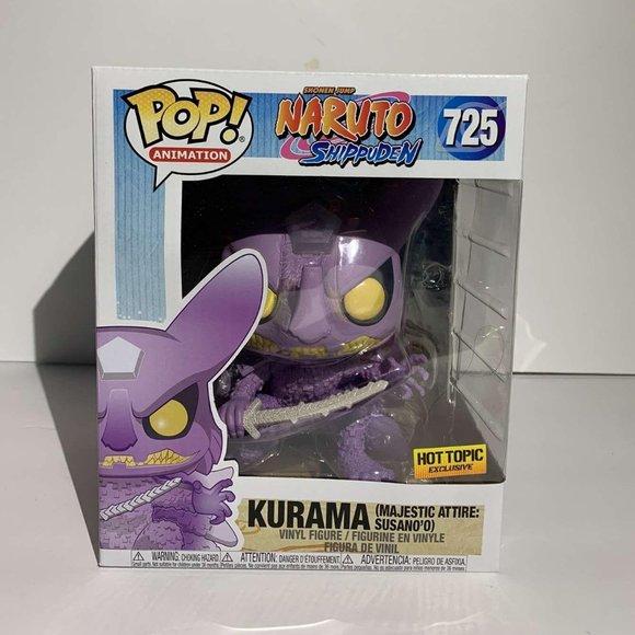 Funko Pop Kurama (Majestic Attire: Susano'O) 725